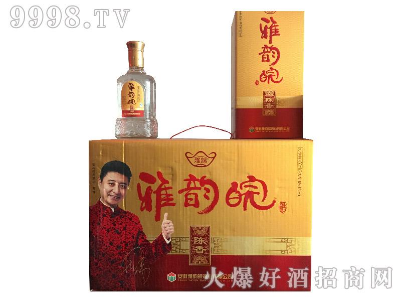 雅韵皖酒・陈香(外箱)