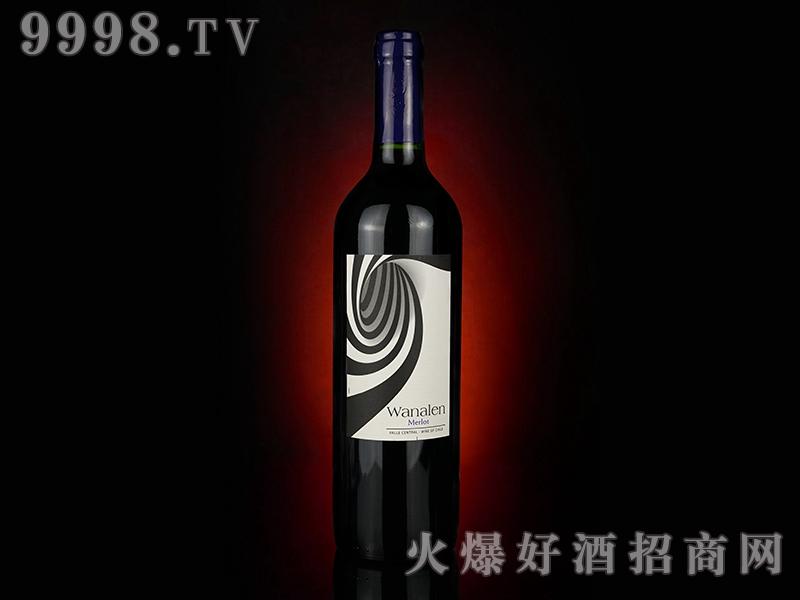 瓦纳伦梅洛葡萄酒