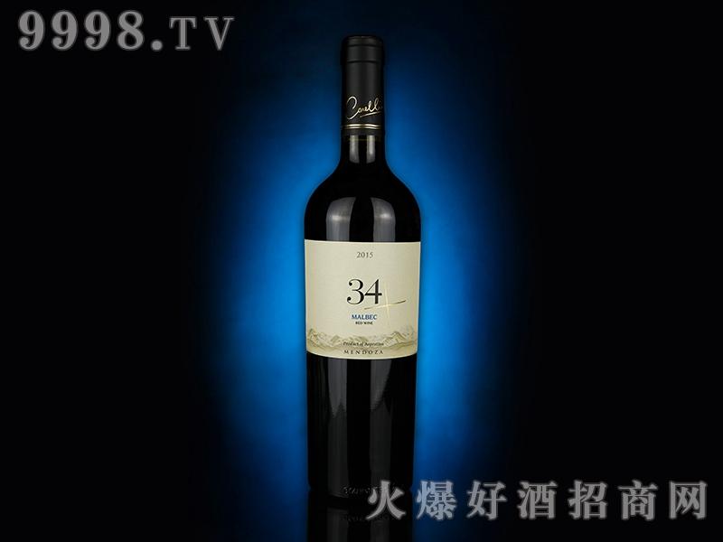卡雷利马尔贝克干红葡萄酒