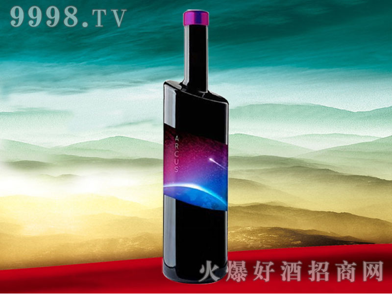 阿克斯星星窖藏干红葡萄酒