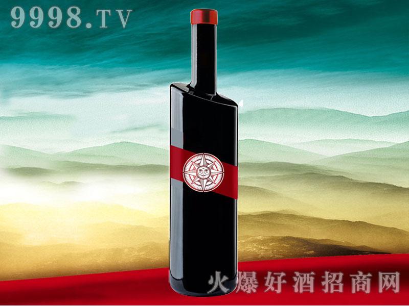 阿克斯太阳窖藏干红葡萄酒