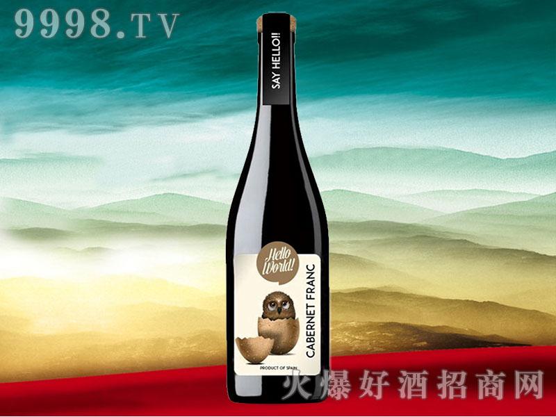 Hello世界(小鸡)干红葡萄酒