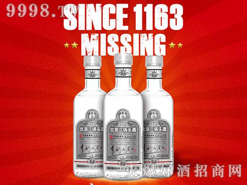 北京二锅头酒52°500ml