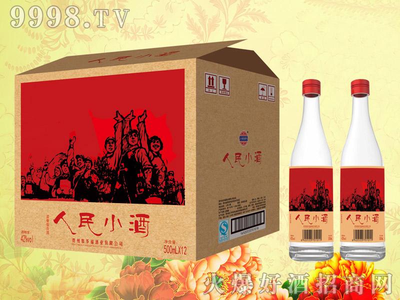 加多福人民小酒500mlx12