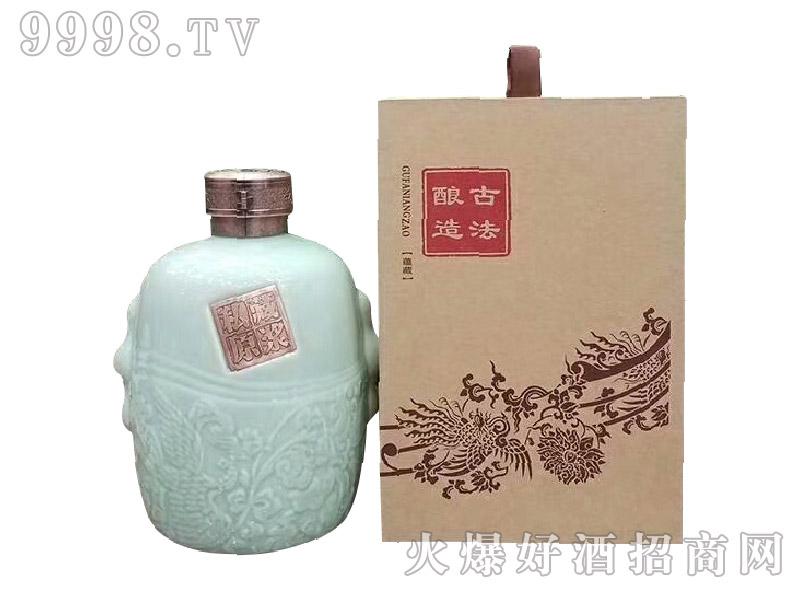 中粮原浆酒・青凤凰坛5斤