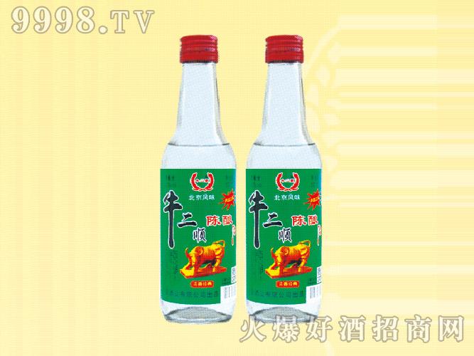 牛二顺陈酿酒42度258ml