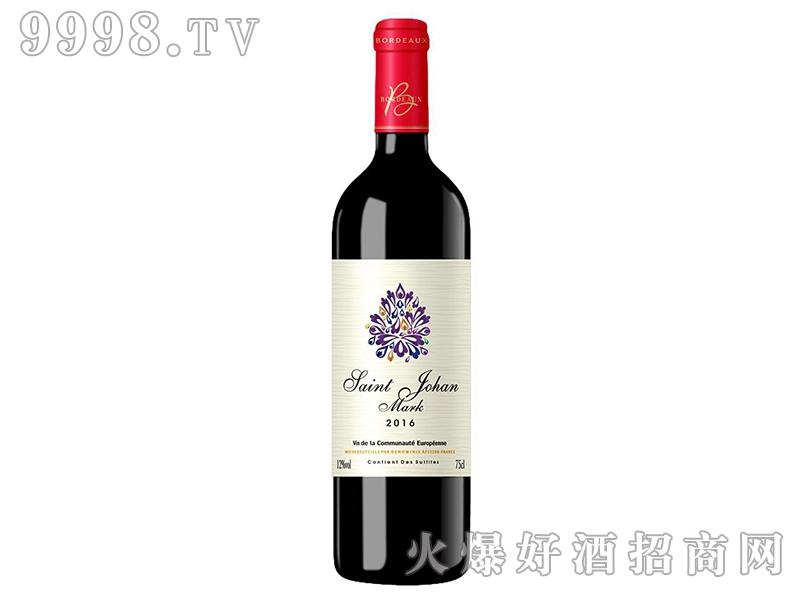 圣约翰马克葡萄酒12度