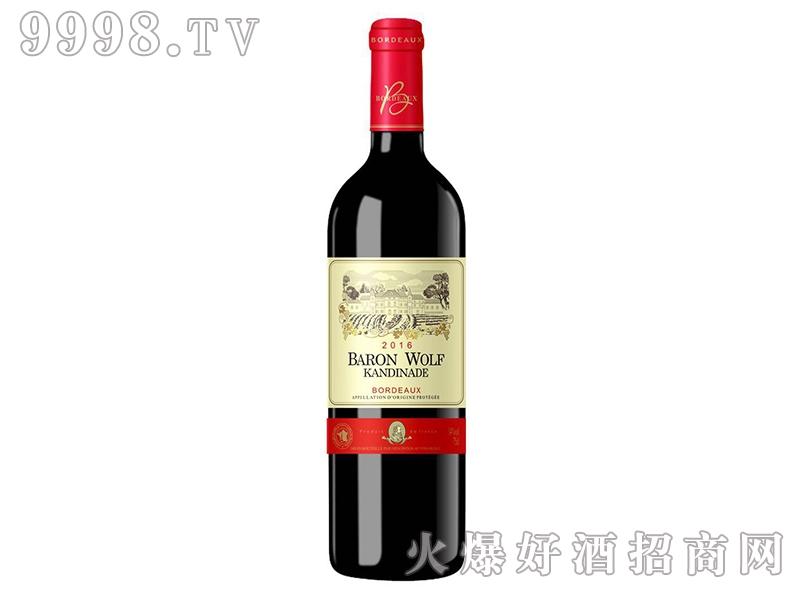 康蒂纳德葡萄酒14度
