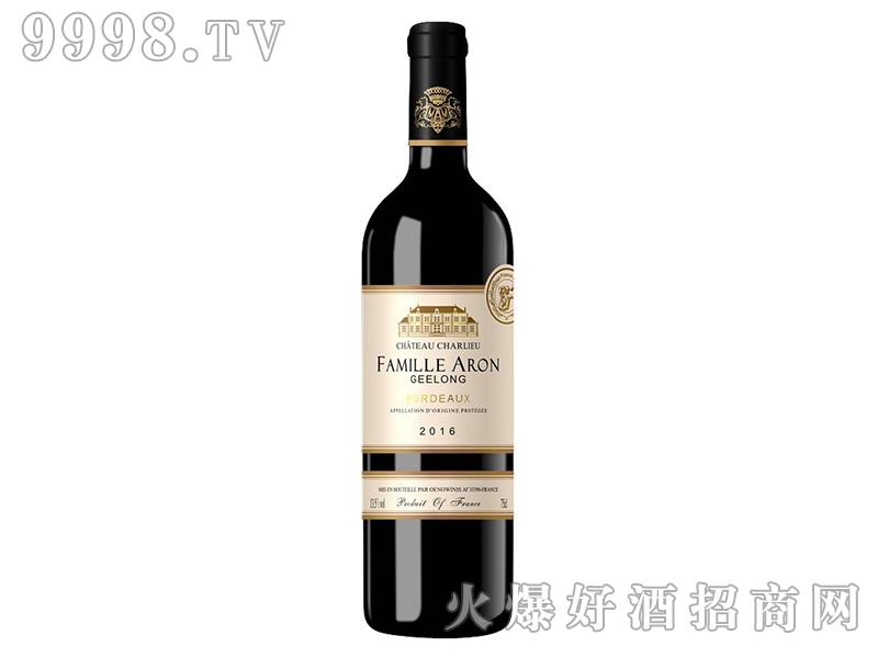 艾隆世家吉朗葡萄酒13.5度