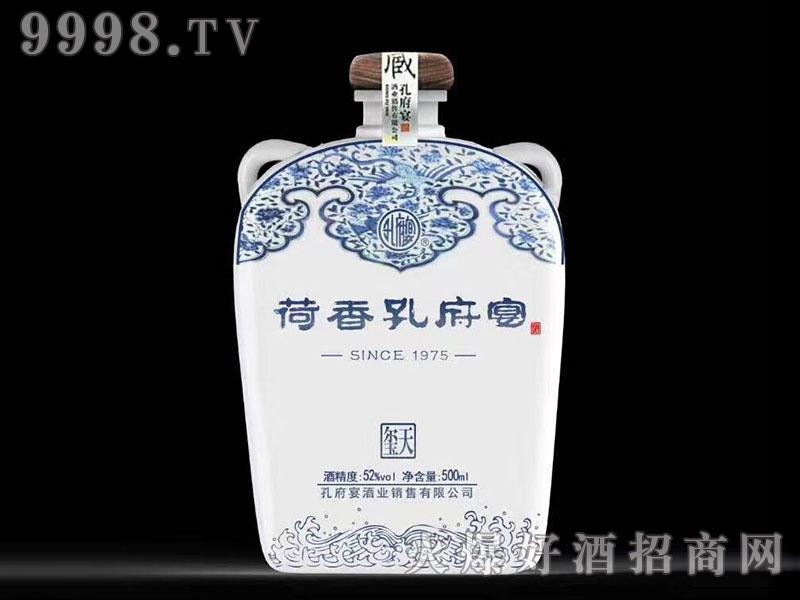 荷香孔府宴酒-天玺