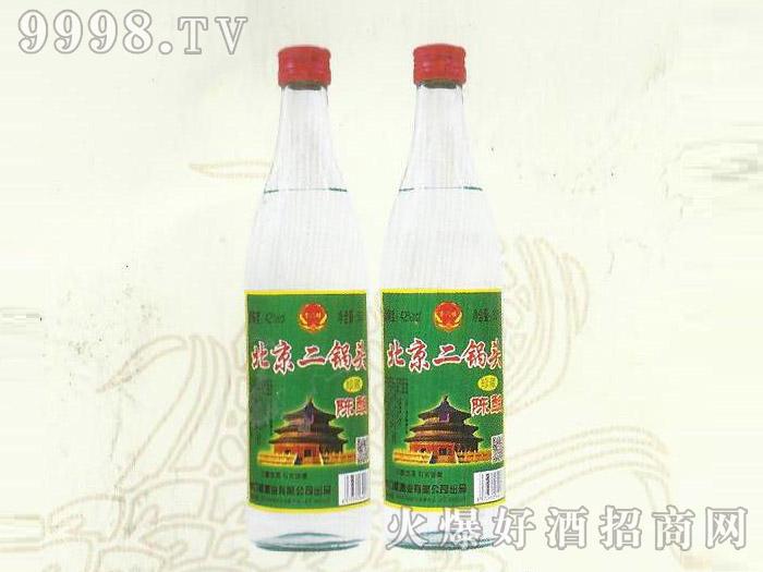 北京二锅头陈酿酒42度500ml