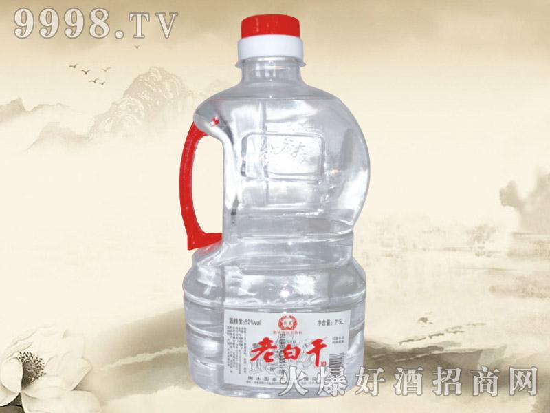 衡泰老白干酒2.5L