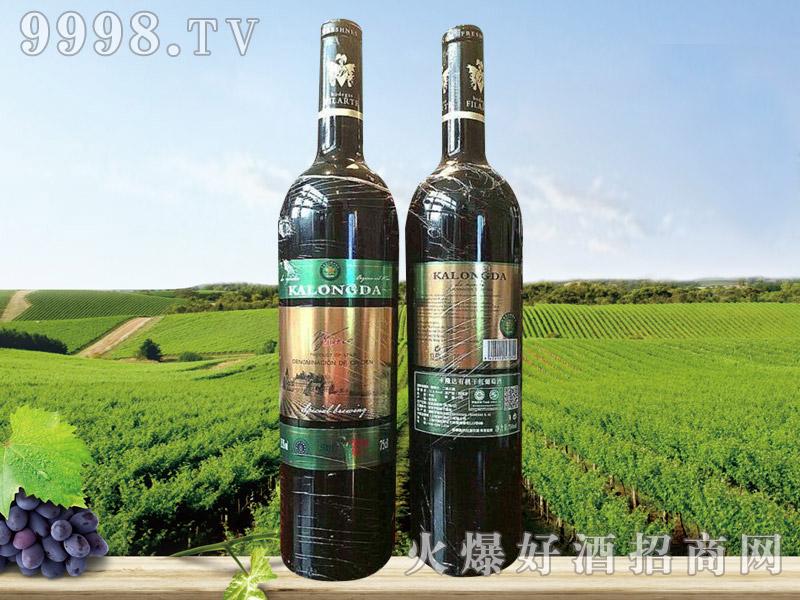 卡隆达有机红葡萄酒