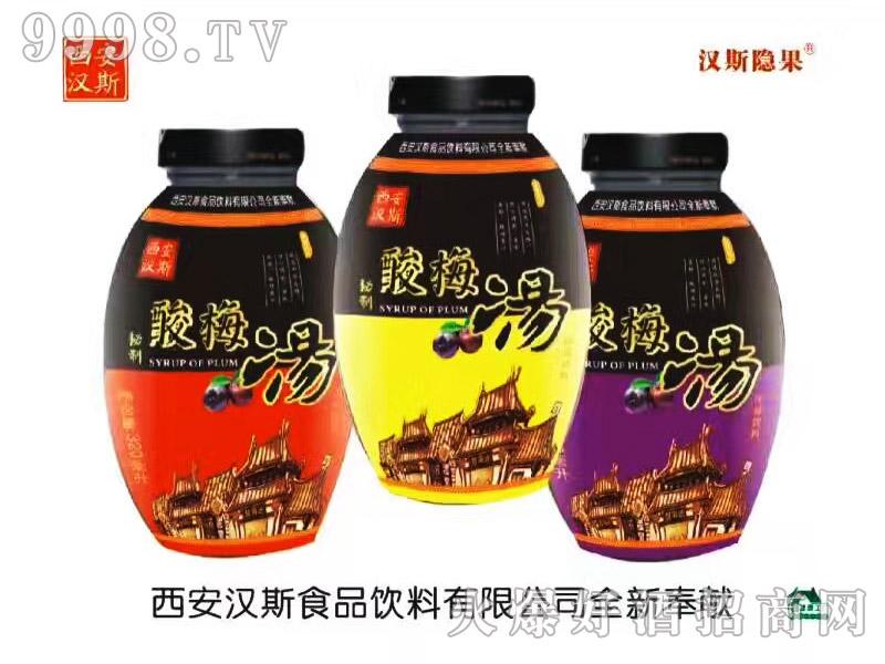 汉斯隐果酸梅汤320ml(瓶装)