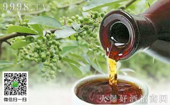 花椒泡酒的制作方法与功效