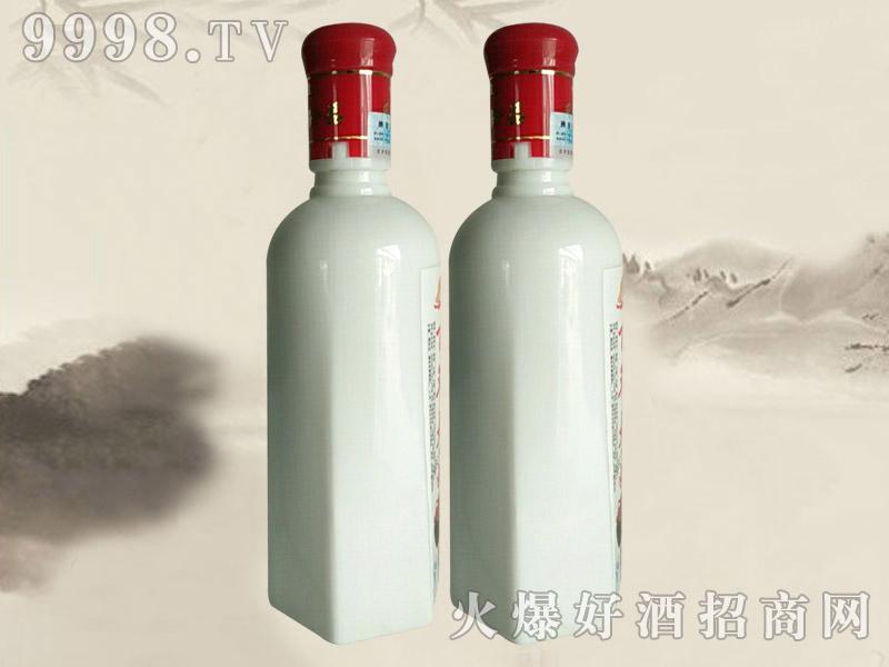 古槽井原浆酒(白瓷瓶)