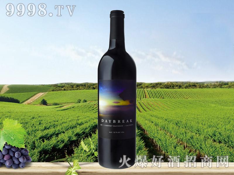 黎明赤霞珠干红葡萄酒2011