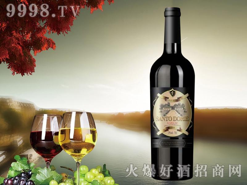 胜途多丽干红葡萄酒