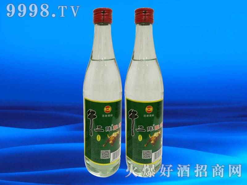 牛二陈酿酒500ml×12