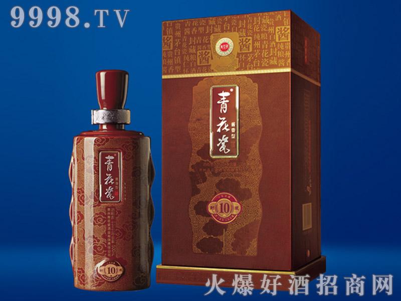青花瓷酒封藏10年