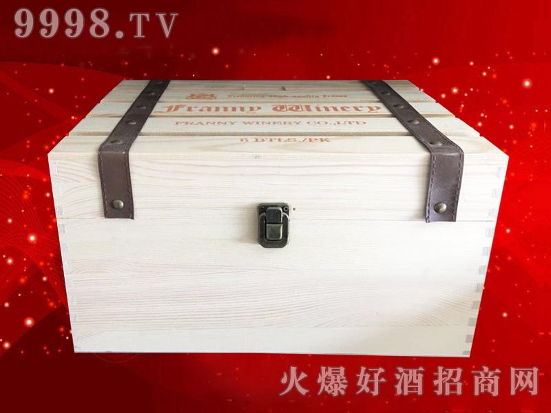 法郎妮六支木盒