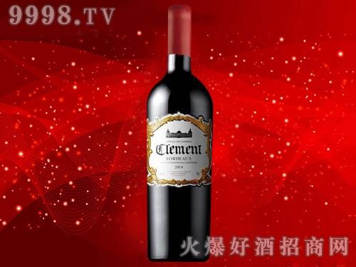 克莱曼尊尚・尚莎玛兰城堡干红葡萄酒
