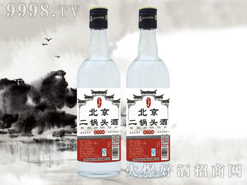 京华楼北京二锅头酒42度500ml