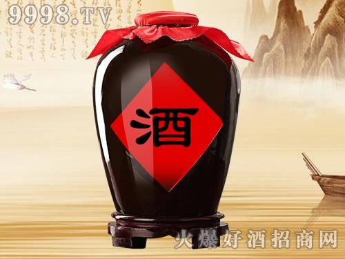 八大缸红高粱玉米酒