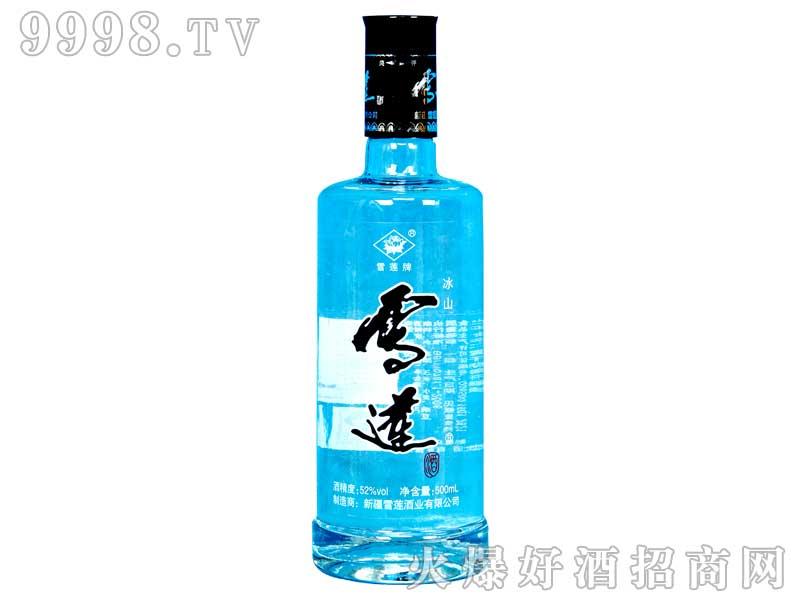 雪莲酒简装-大冰山