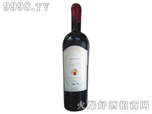 诺波特之心干红葡萄酒