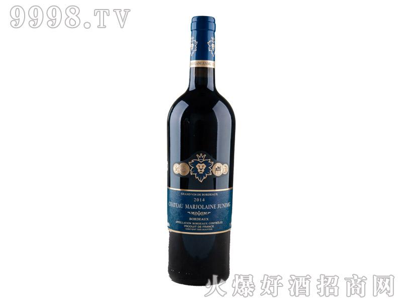法国进口君铭蓝钻葡萄酒