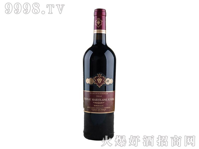 法国进口君铭红樽葡萄酒