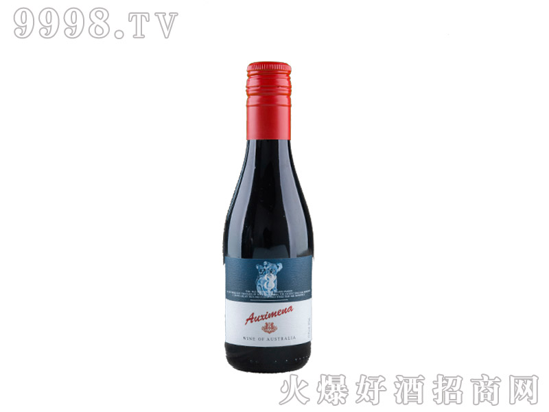 澳洲进口澳溪美纳8葡萄酒187ml