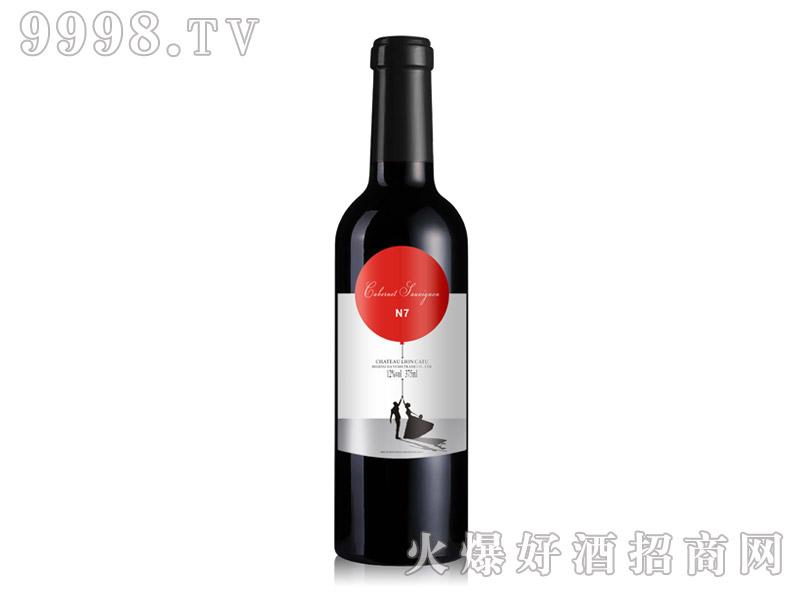狮卡图N7干红葡萄酒375ml