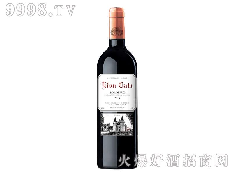 狮卡图古堡干红葡萄酒