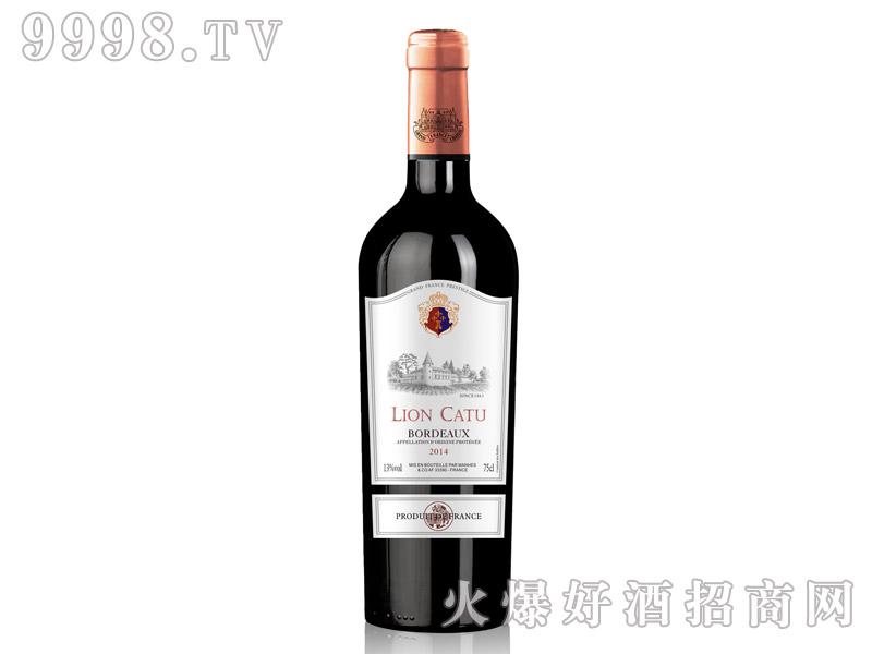 狮卡图庄园干红葡萄酒2014