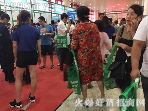 好酒推广势大力强 好酒网助阵2017郑州秋季糖酒会