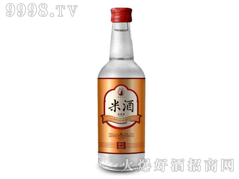 戴云牌・米酒(金标)