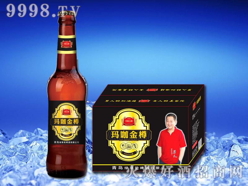 330ML*24玛咖金樽啤酒