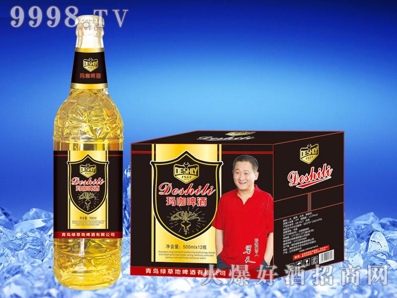德仕利玛咖啤酒500ml(瓶)