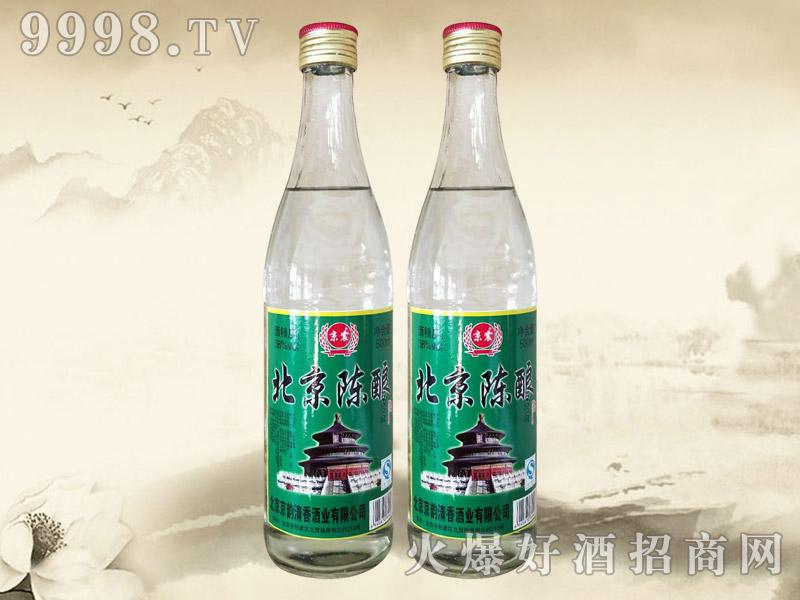 京震北京陈酿酒