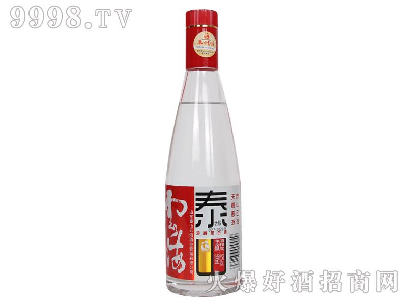 泰山云海酒・中国红