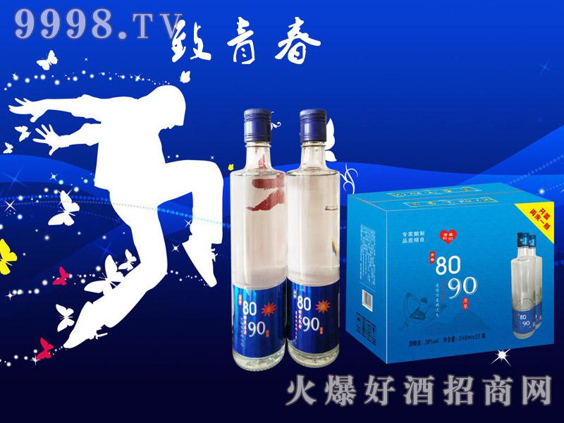 青春8090原浆酒248ml