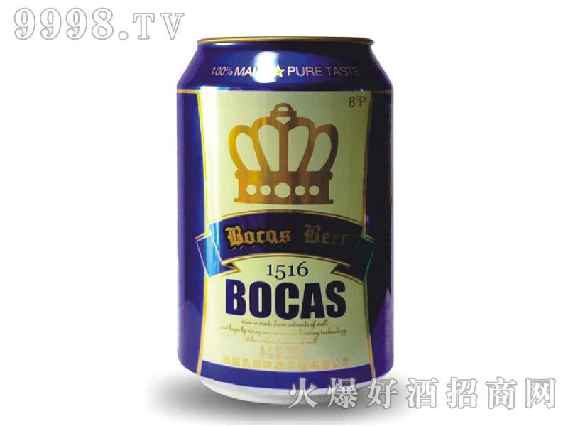 330ml柏卡斯啤酒