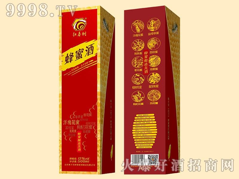 红春树-蜂蜜酒(单盒)