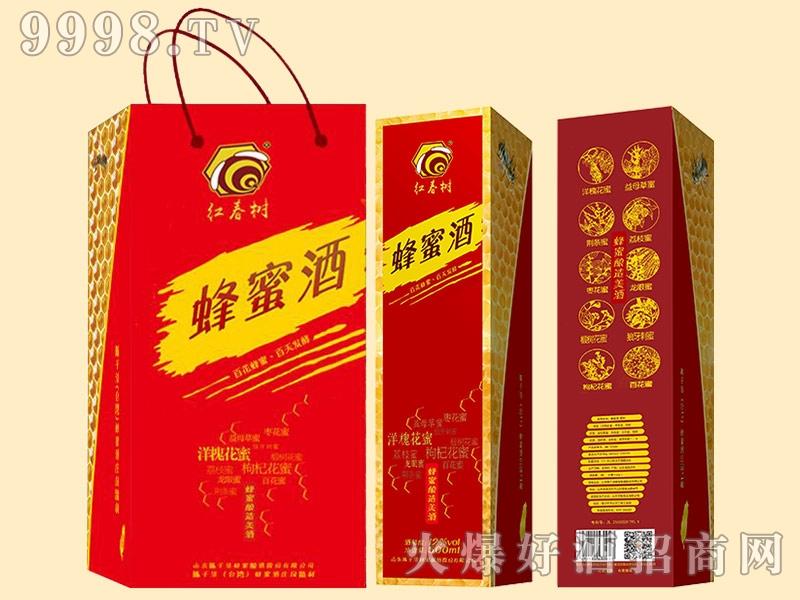 红春树-蜂蜜酒(礼袋装)