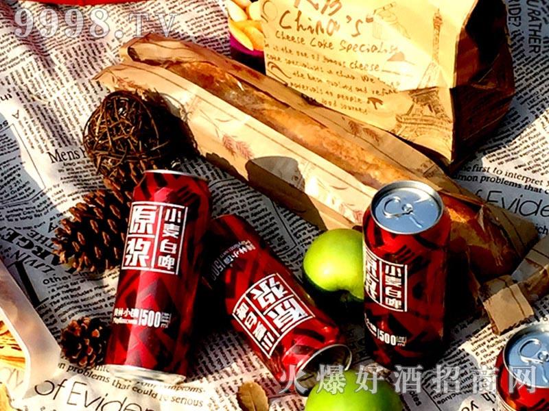 500ML美林小镇啤酒红罐户外篇-户外篇-(3)