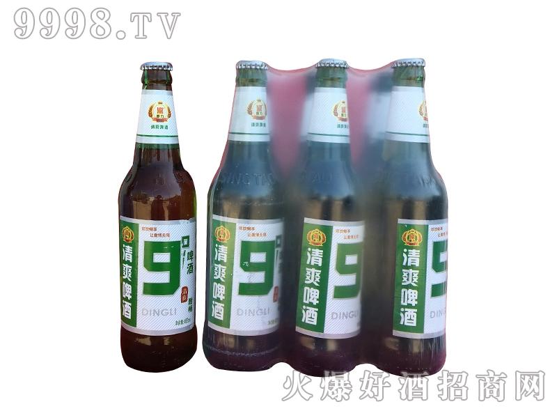 鼎力清爽啤酒瓶装