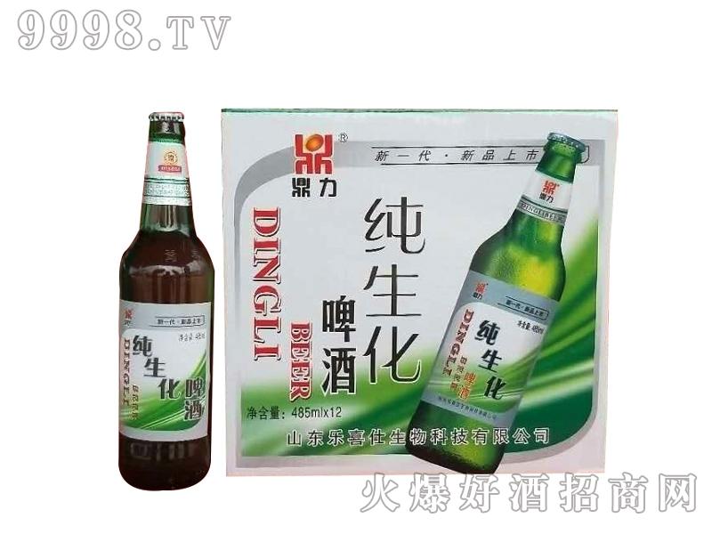 鼎力纯生化啤酒瓶装