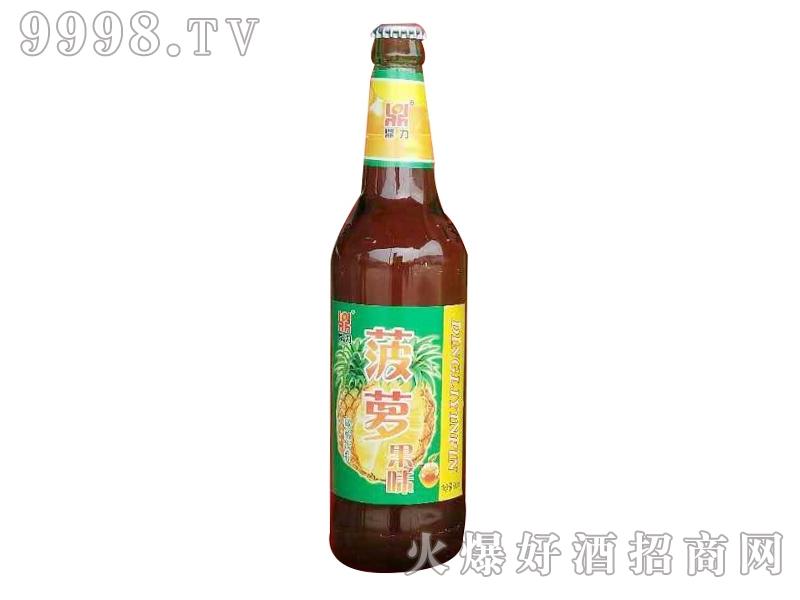 鼎力啤酒菠萝果味